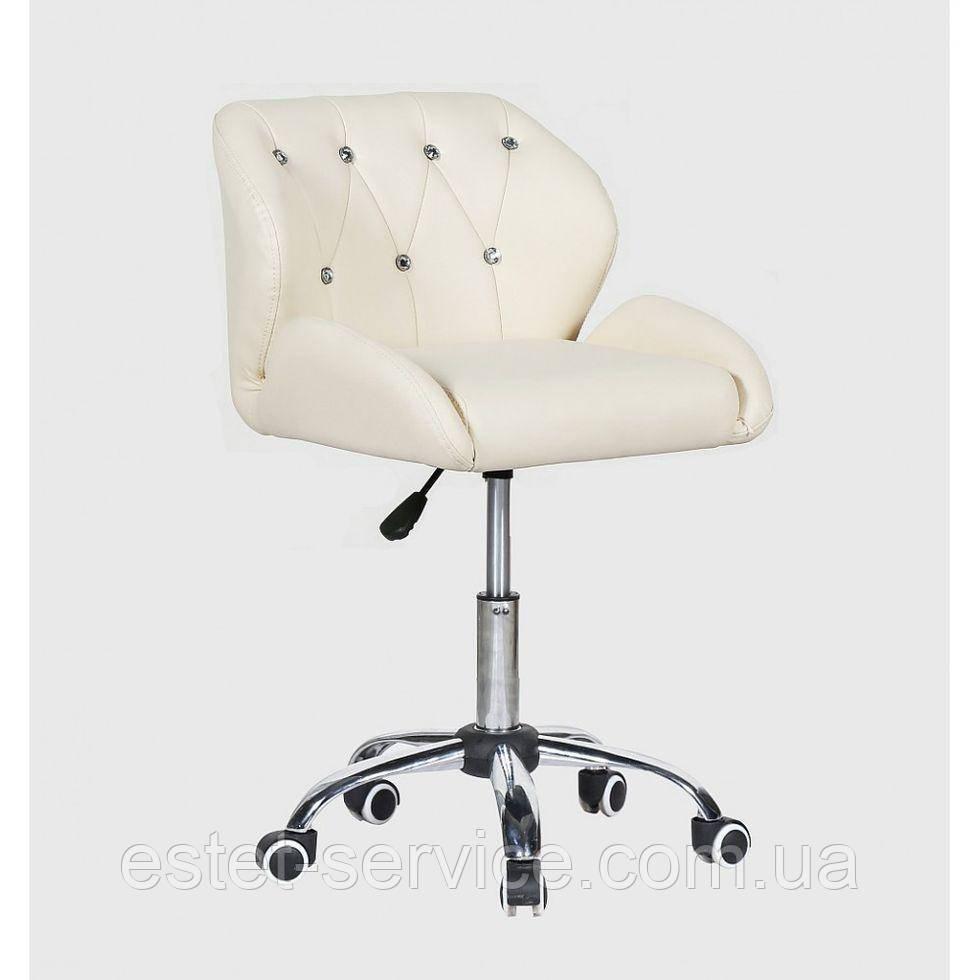Косметическое кресло HC949K кремовое