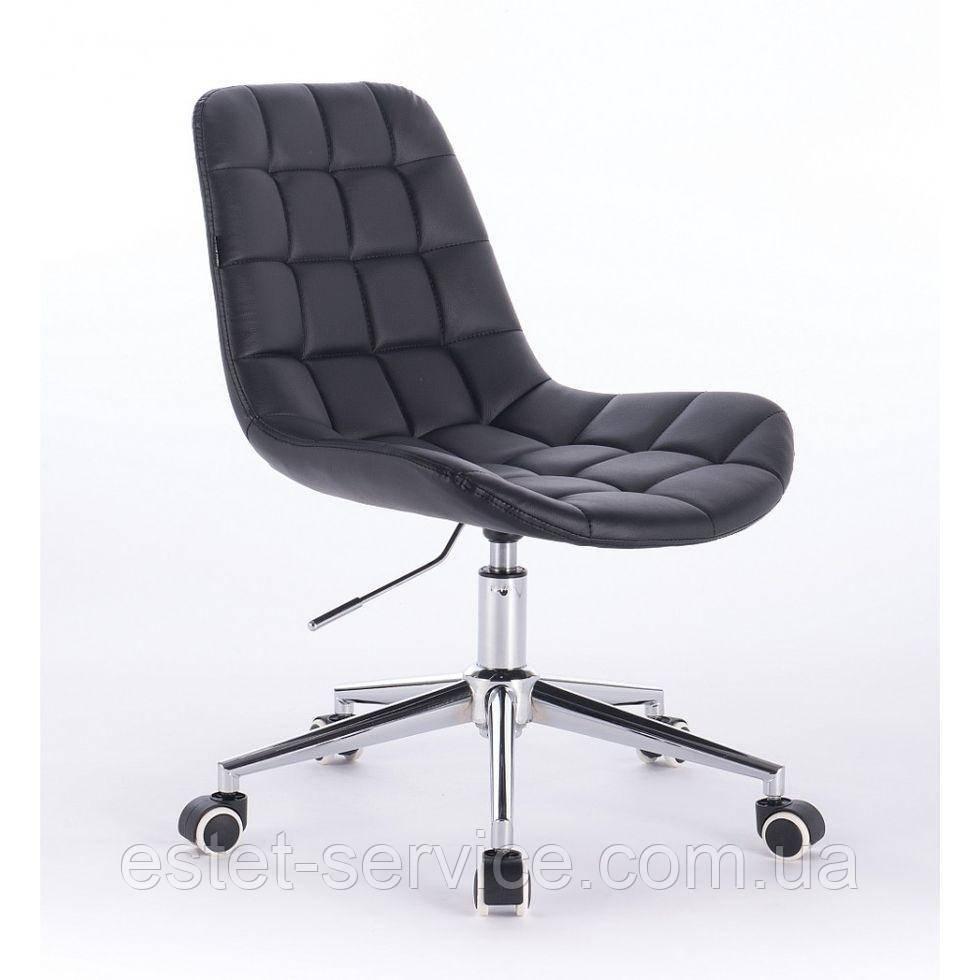 Косметическое кресло HR590K  черное