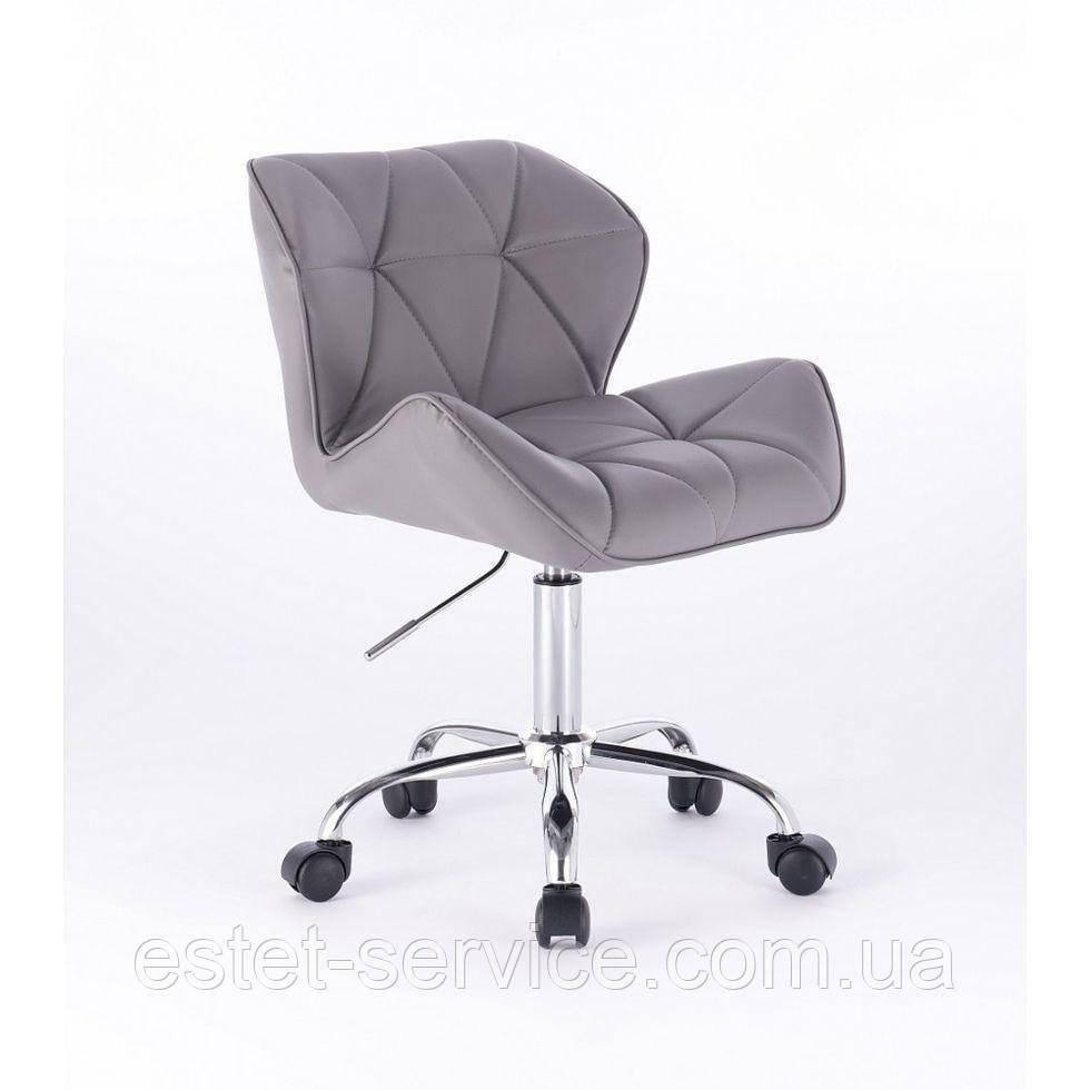 Косметическое кресло HC-111K серое