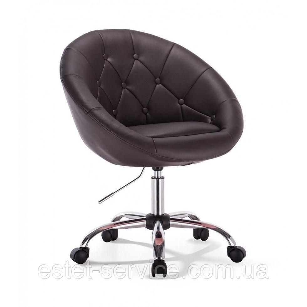 Косметическое кресло HC-8516K коричневое