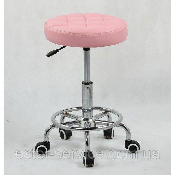 Косметическое кресло HC635 розовый