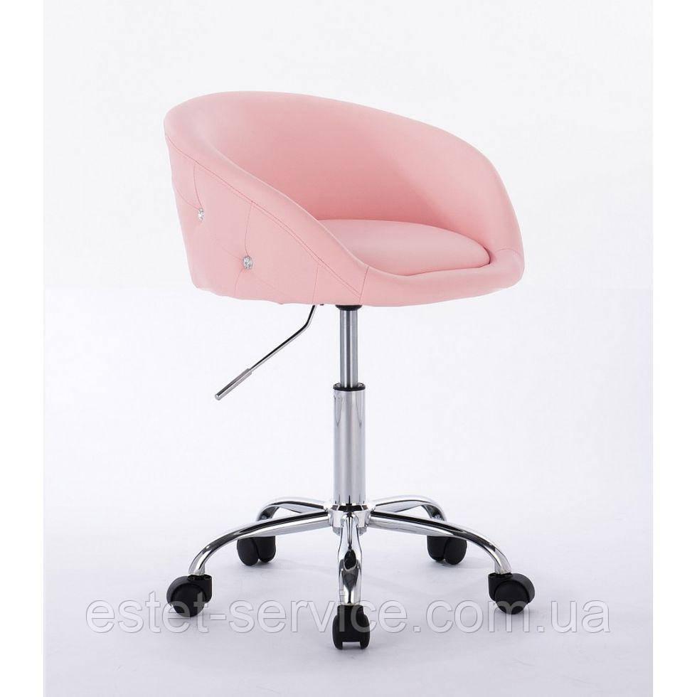 Косметическое кресло HC701K розовое