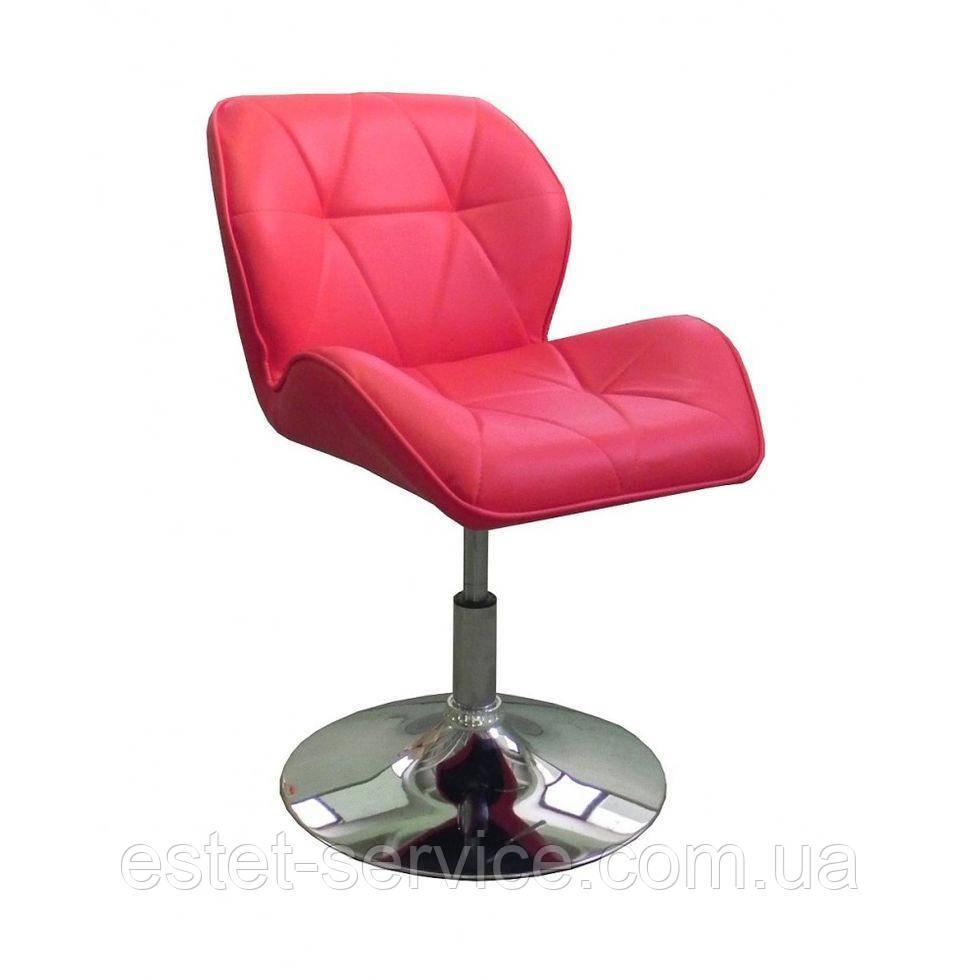 Кресло косметическое HC-111N красное