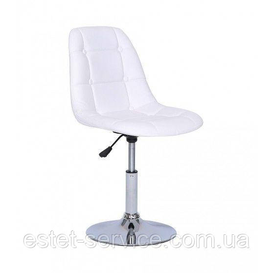 Кресло косметическое HC-1801N белое