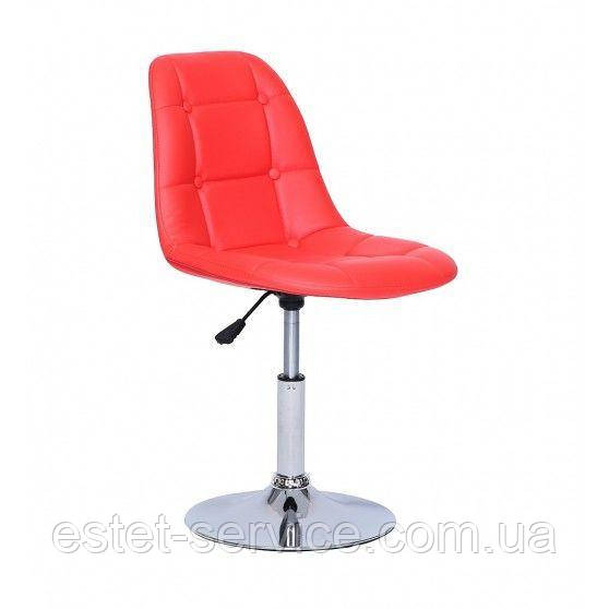 Кресло косметическое HC-1801N красное