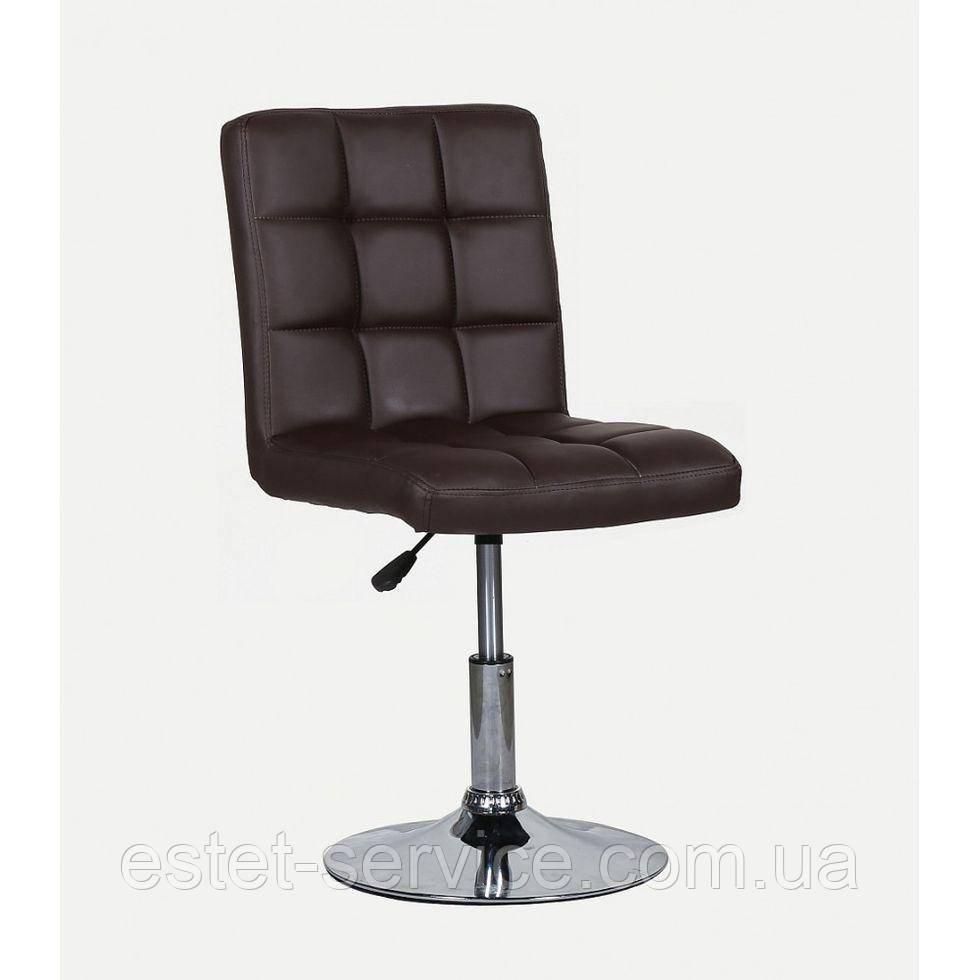 Кресло косметическое HC1015N коричневое