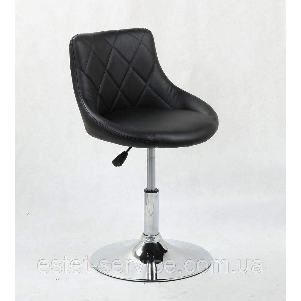 Кресло косметическое HC1054N черное