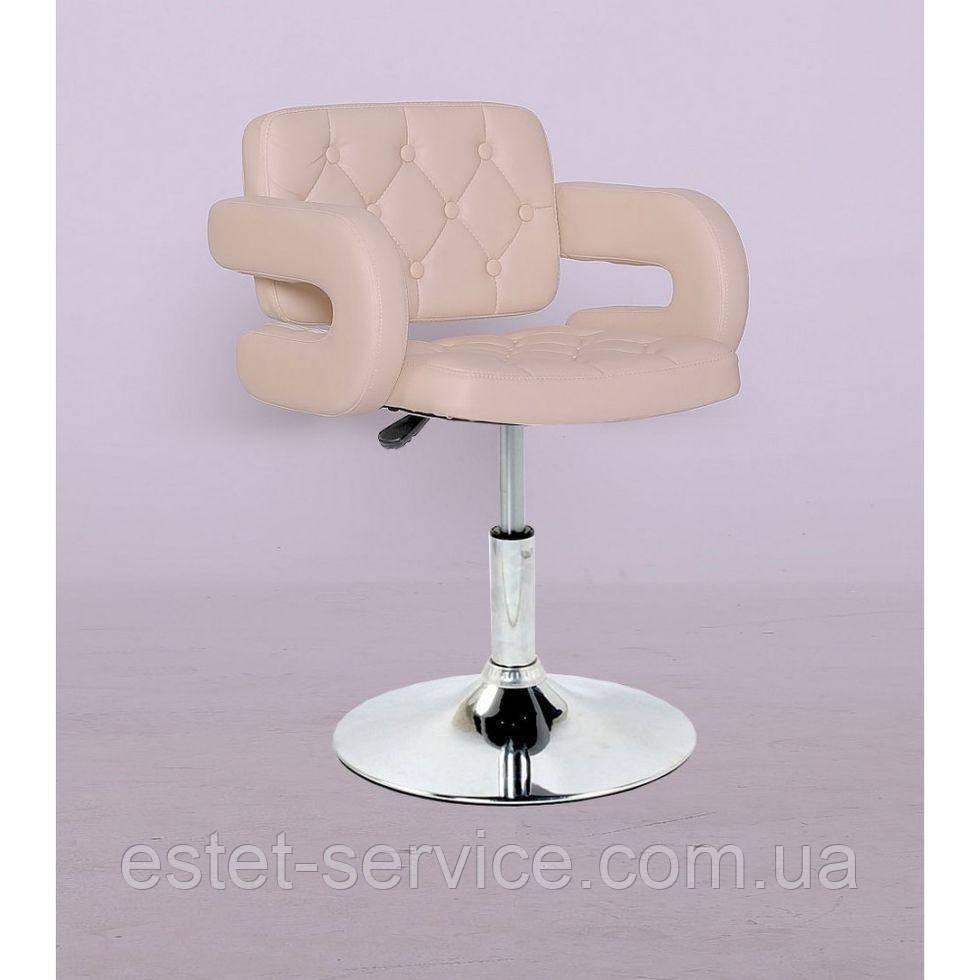Кресло косметическое HC8403N бежевое