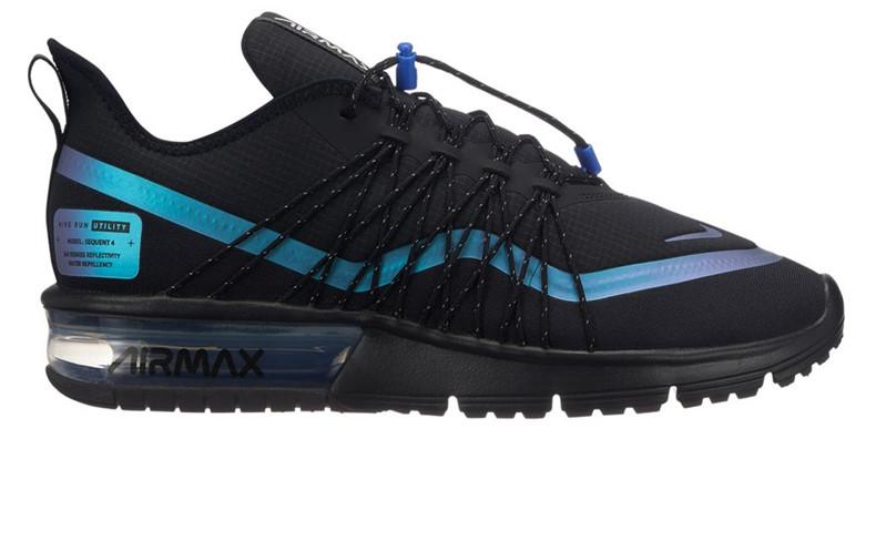 76bf4bfc811fea Оригинальные кроссовки Nike Air Max Sequent 4 Utility Throwback Future  (Art. AV3236 005)