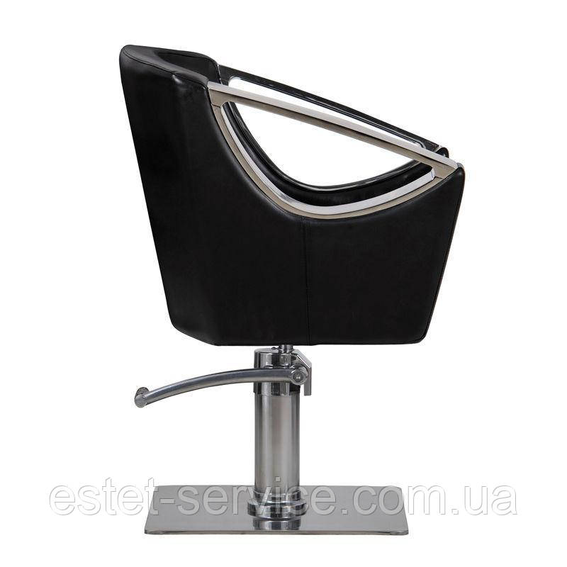 Перукарське крісло Avola чорний