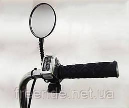 "Складной электровелосипед Azimut 20"" (пробег 55км) 36v, фото 3"