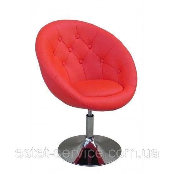 Парикмахерское кресло HC-8516 красное