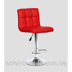 Стул барный хокер HC-8052-1 красный