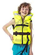 Спасательный жилет универсальный JOBE Comfort Boating Vest Youth Yellow