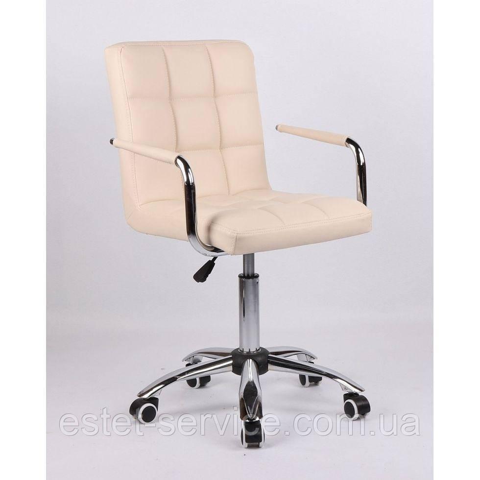 Косметическое кресло HC-1015KP кремовое