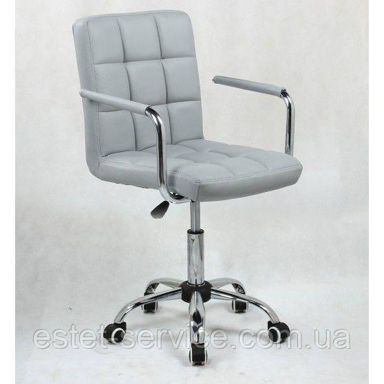 Косметическое кресло HC-1015KP серое