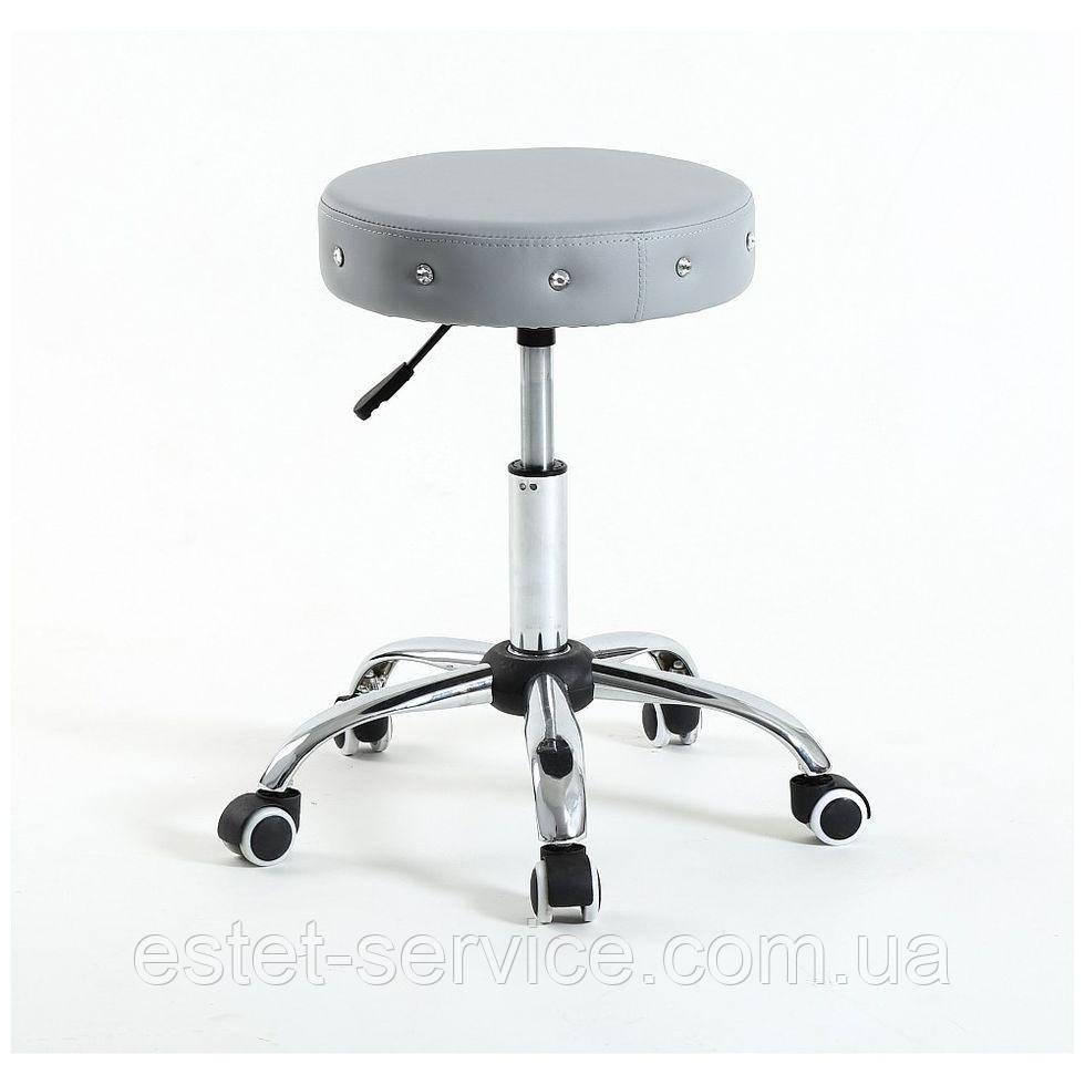Косметическое кресло HC-1102C серое