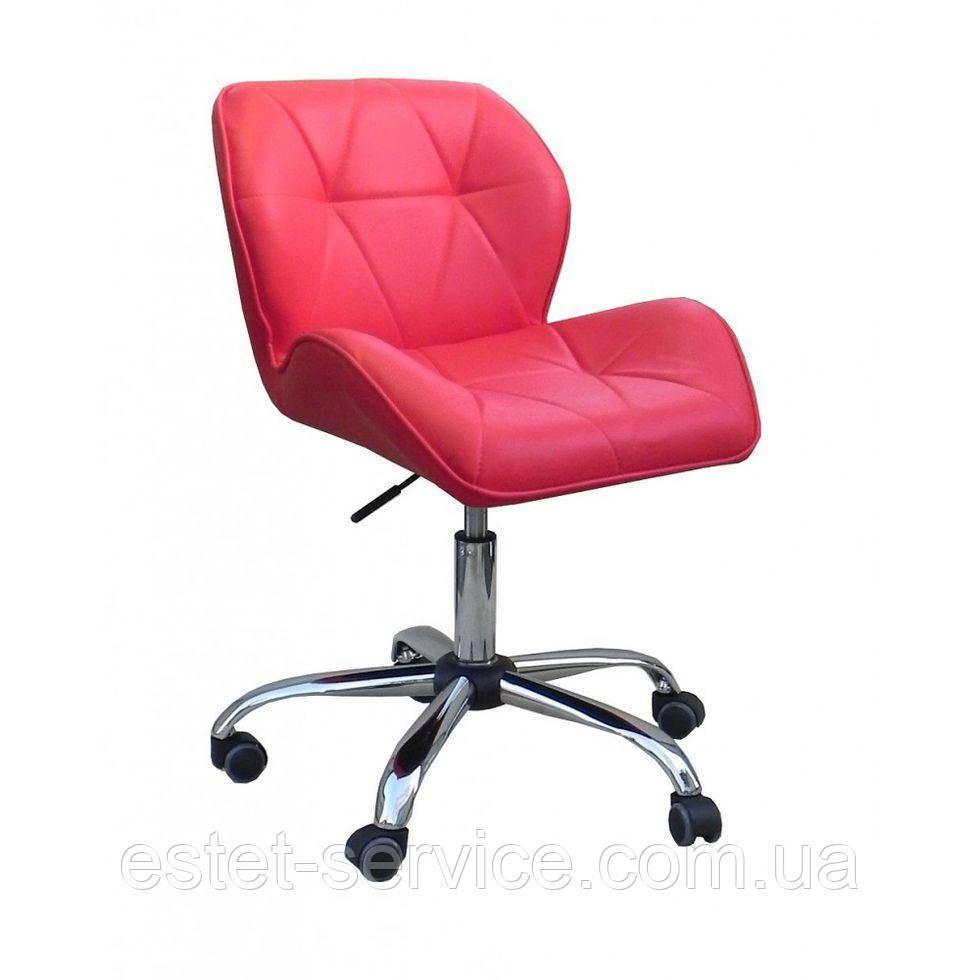 Косметическое кресло HC-111K красное