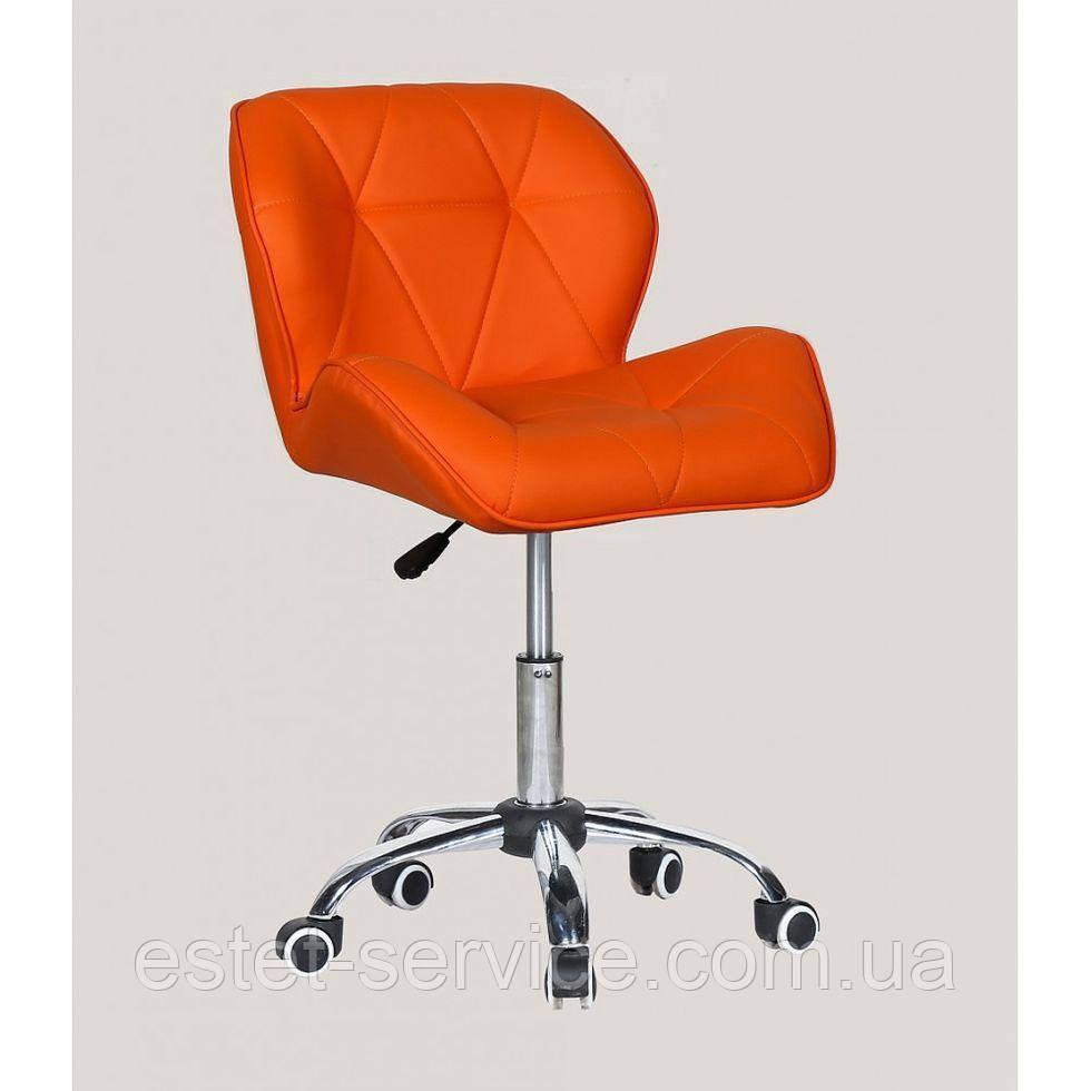 Косметическое кресло HC-111K оранжевое