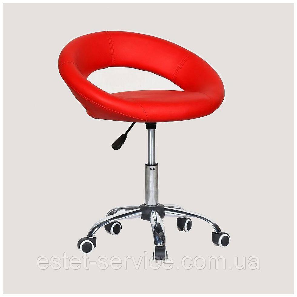 Косметическое кресло HC104KC красное
