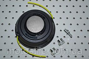 Косильная головка с подшипником + переходник для мотокосы, бензокосы