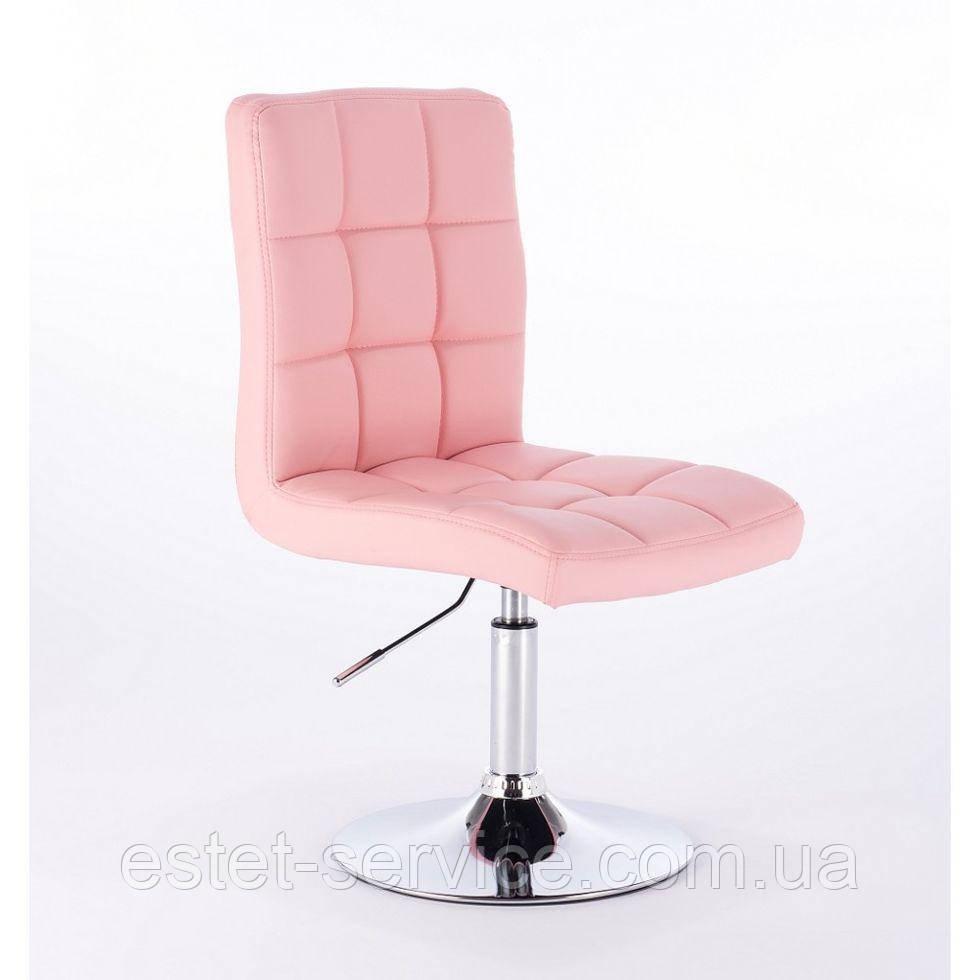 Кресло косметическое HC1015N розовое