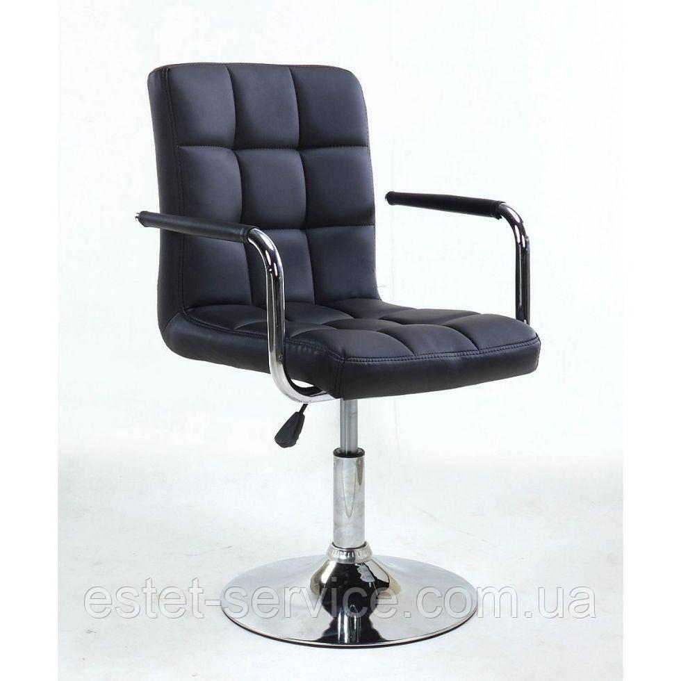 Кресло косметическое HC1015NP черное