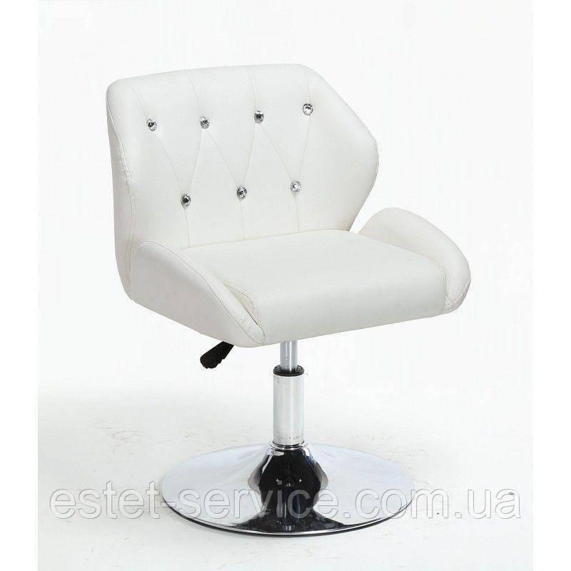 Кресло косметическое HC949N белое