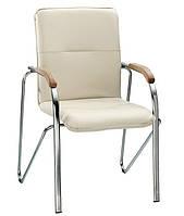 Кресло для ожидания Samba chrome (BOX-2) ТМ Новый Стиль