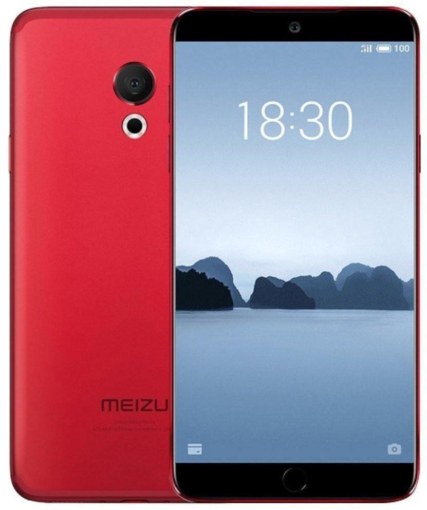 Смартфон Meizu 15 Lite 4/64GB Red