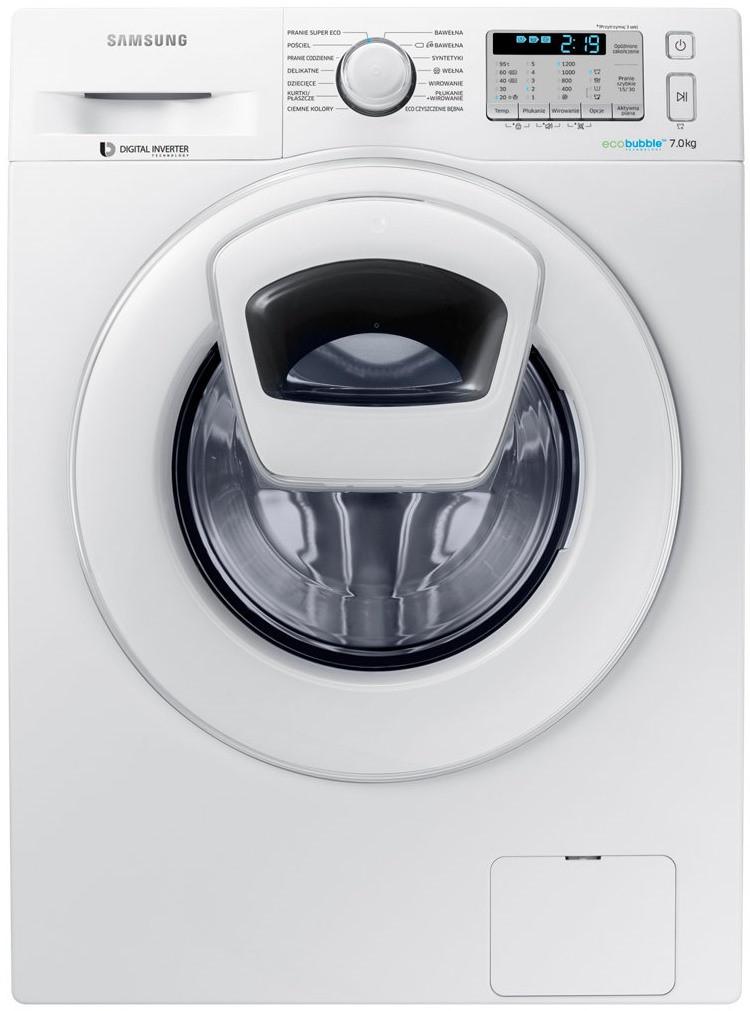 Стиральная машина Samsung WW70K5213WW [7кг]