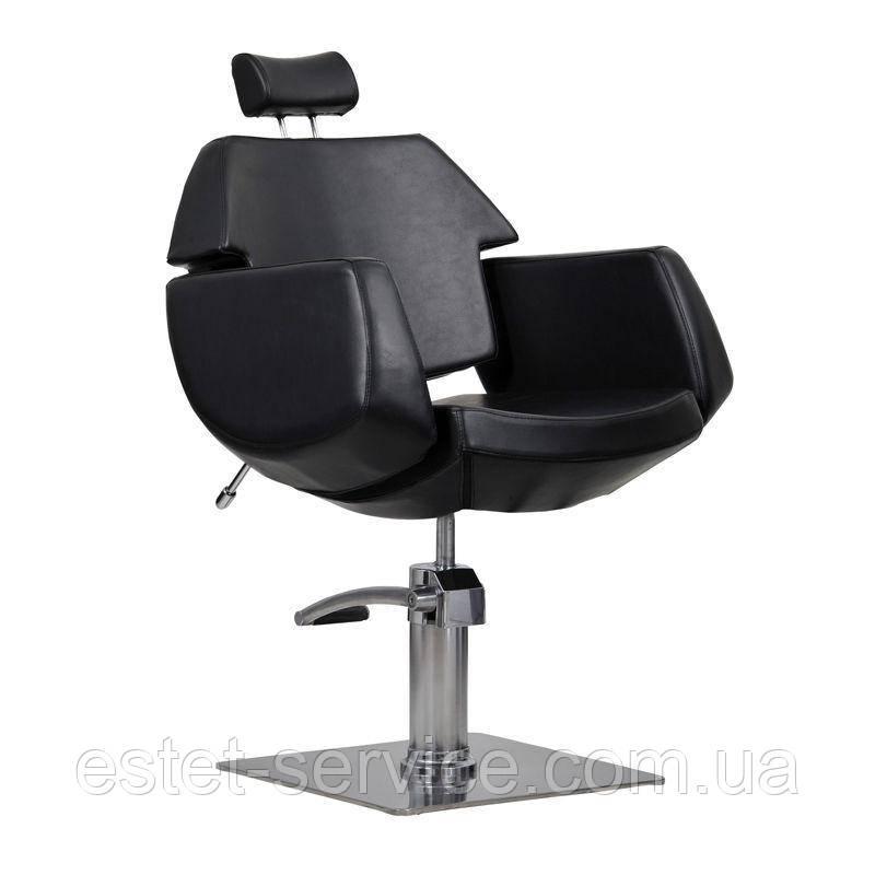 Парикмахерское кресло Imperia bis черное