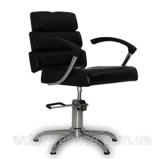 Парикмахерское кресло Italpro черное