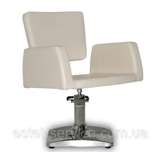 Парикмахерское кресло Viva бежевое