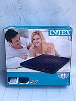 Надувной плот матрас Intex 203х183х22 см артикул 68755