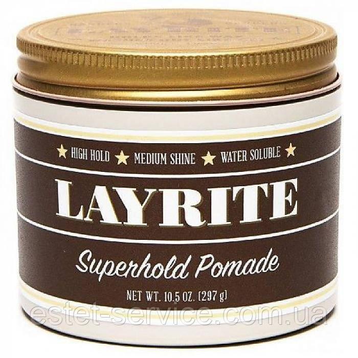 Помада для волос Layrite Superhold Pomade, 120 мл
