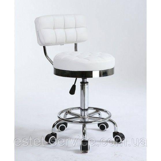Косметическое кресло HC-636 белое