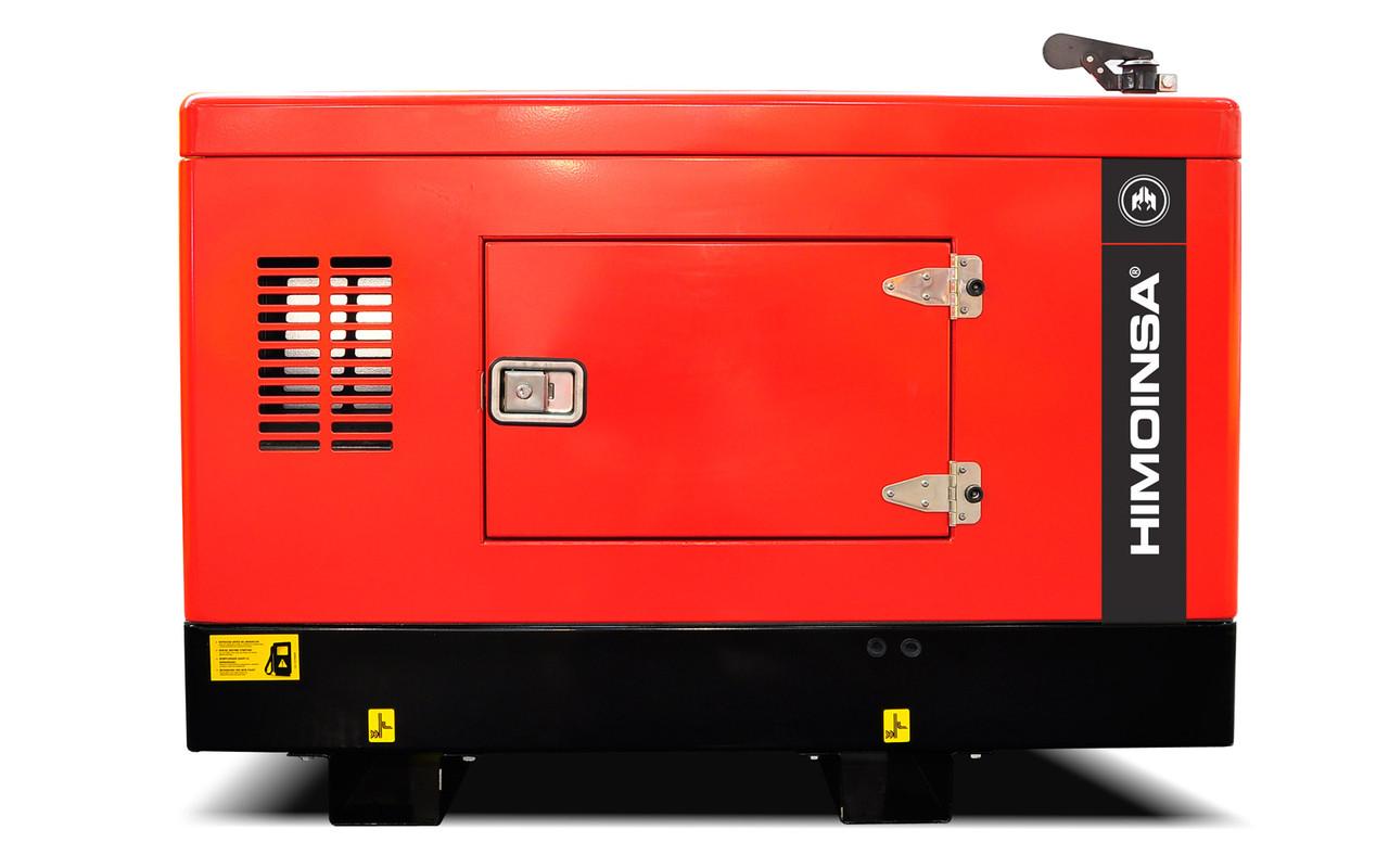 Дизельный генератор HIMOINSA HYW-8T5 (6.6 кВт)