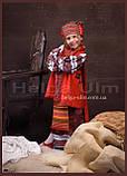 """Український стрій """"Ґаздиня"""", для дівчинки 104, фото 2"""