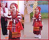 """Український стрій """"Ґаздиня"""", для дівчинки 104, фото 6"""