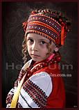 """Український стрій """"Ґаздиня"""", для дівчинки 104, фото 7"""