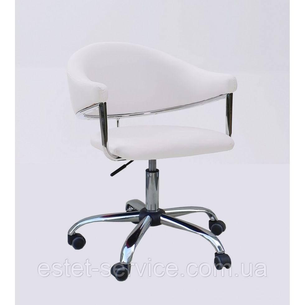 Косметическое кресло HC-8056K белое