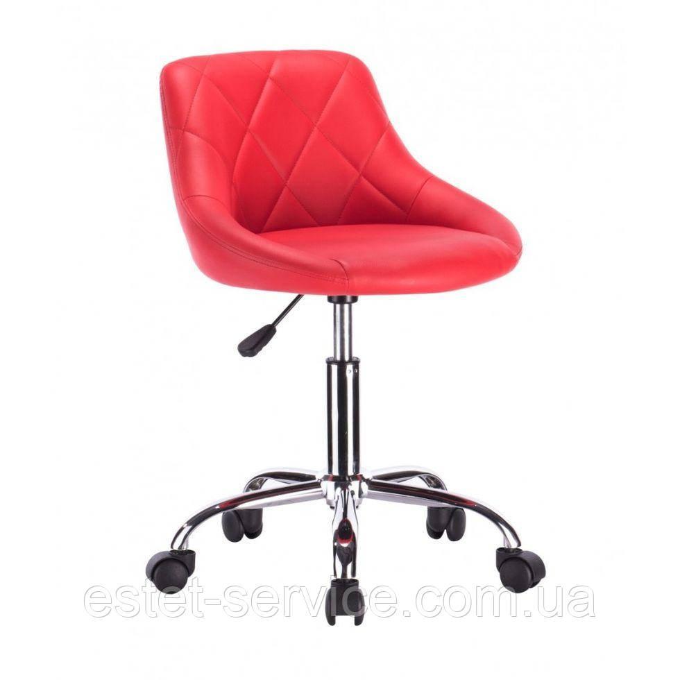 Косметическое кресло HC1054K красное