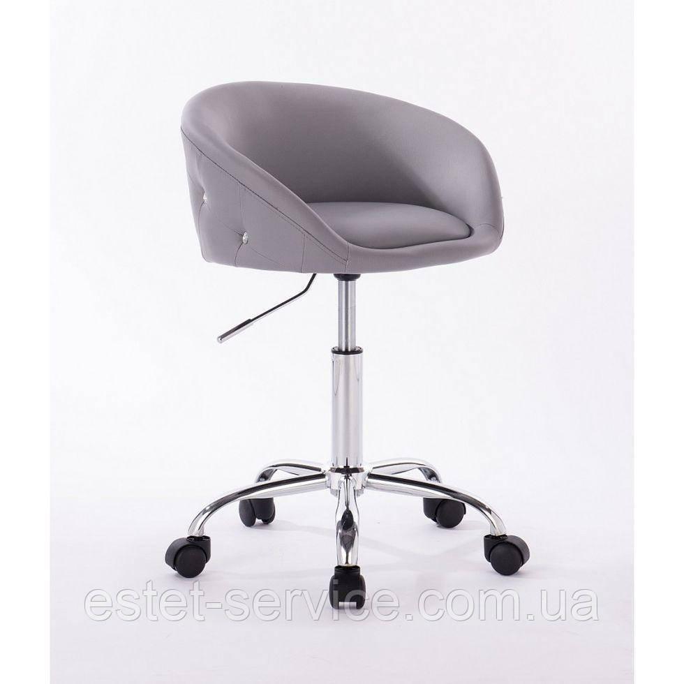 Косметическое кресло HC701K серое