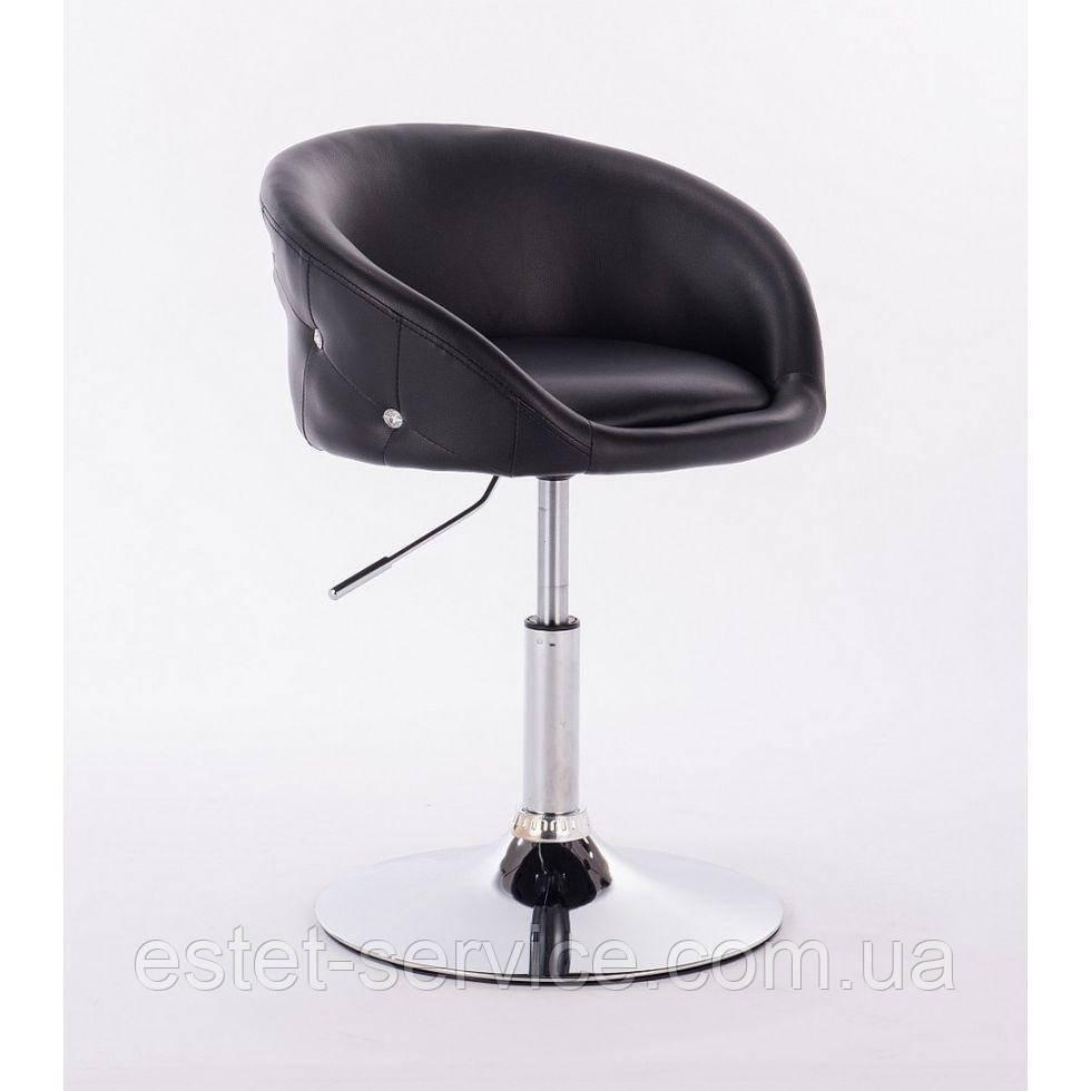 Косметическое кресло HC701N черное