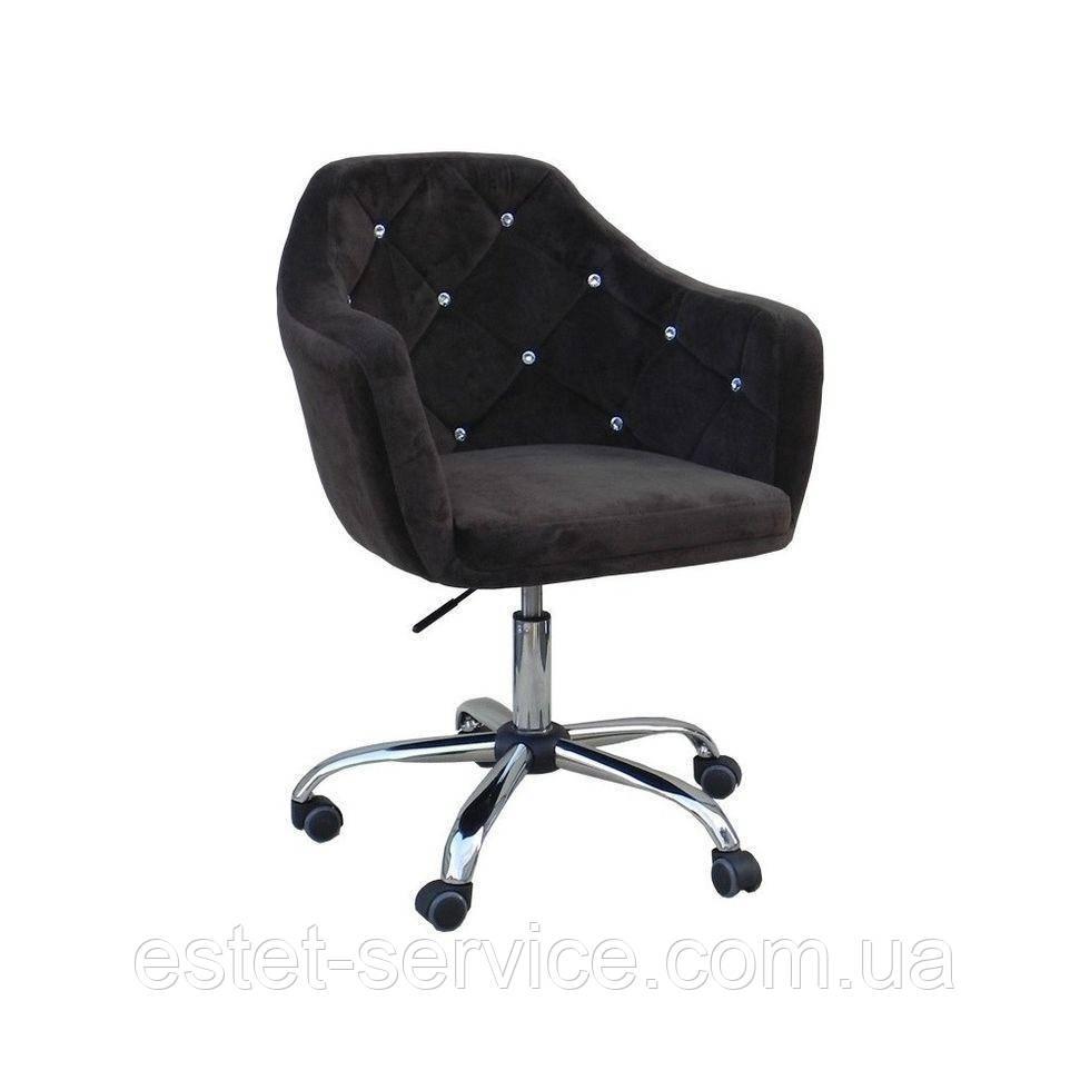 Косметическое кресло HC830K  коричневое