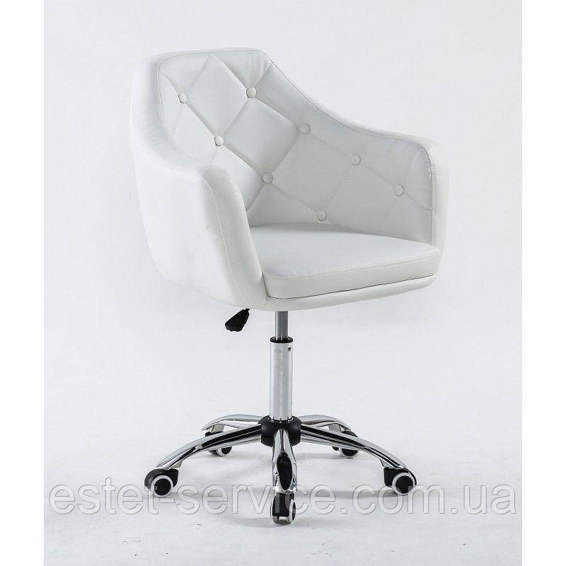 Косметическое кресло HC831K белое