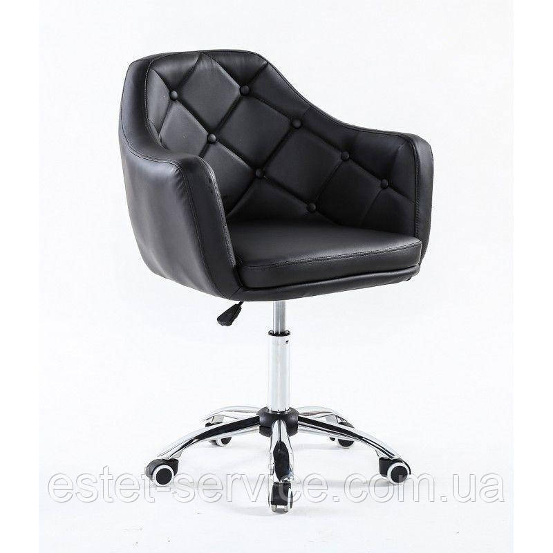 Косметическое кресло HC831K черное