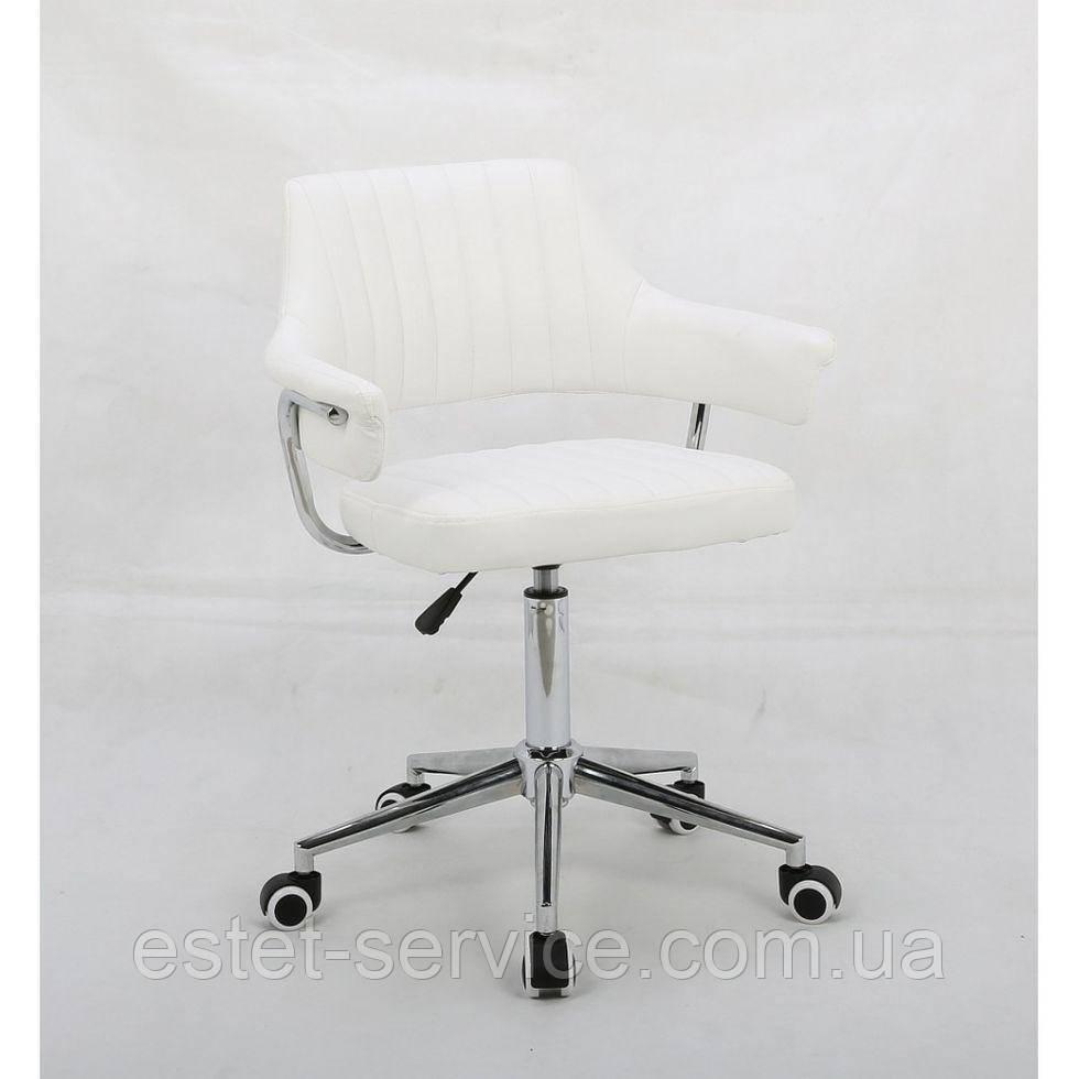 Косметическое кресло HC8400K белое