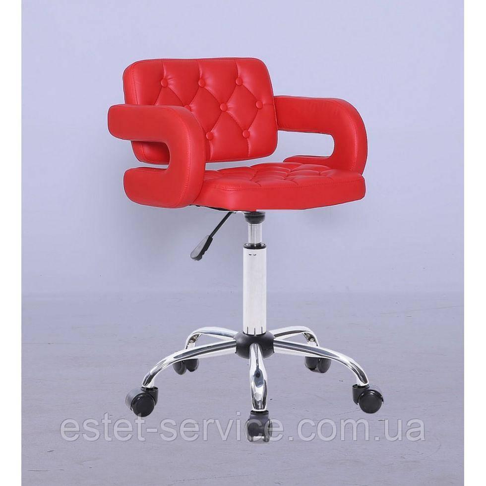 Косметическое кресло HC8403K красное